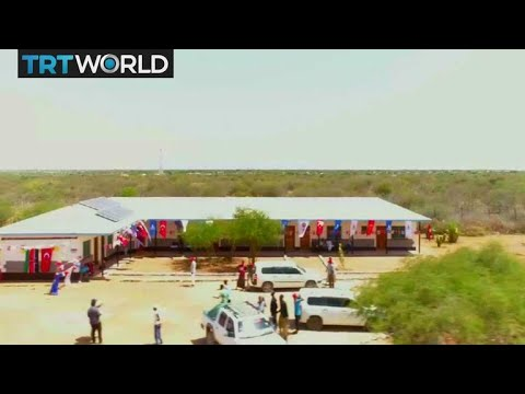 Orphanage School: Turkey provides education to Somali refugees