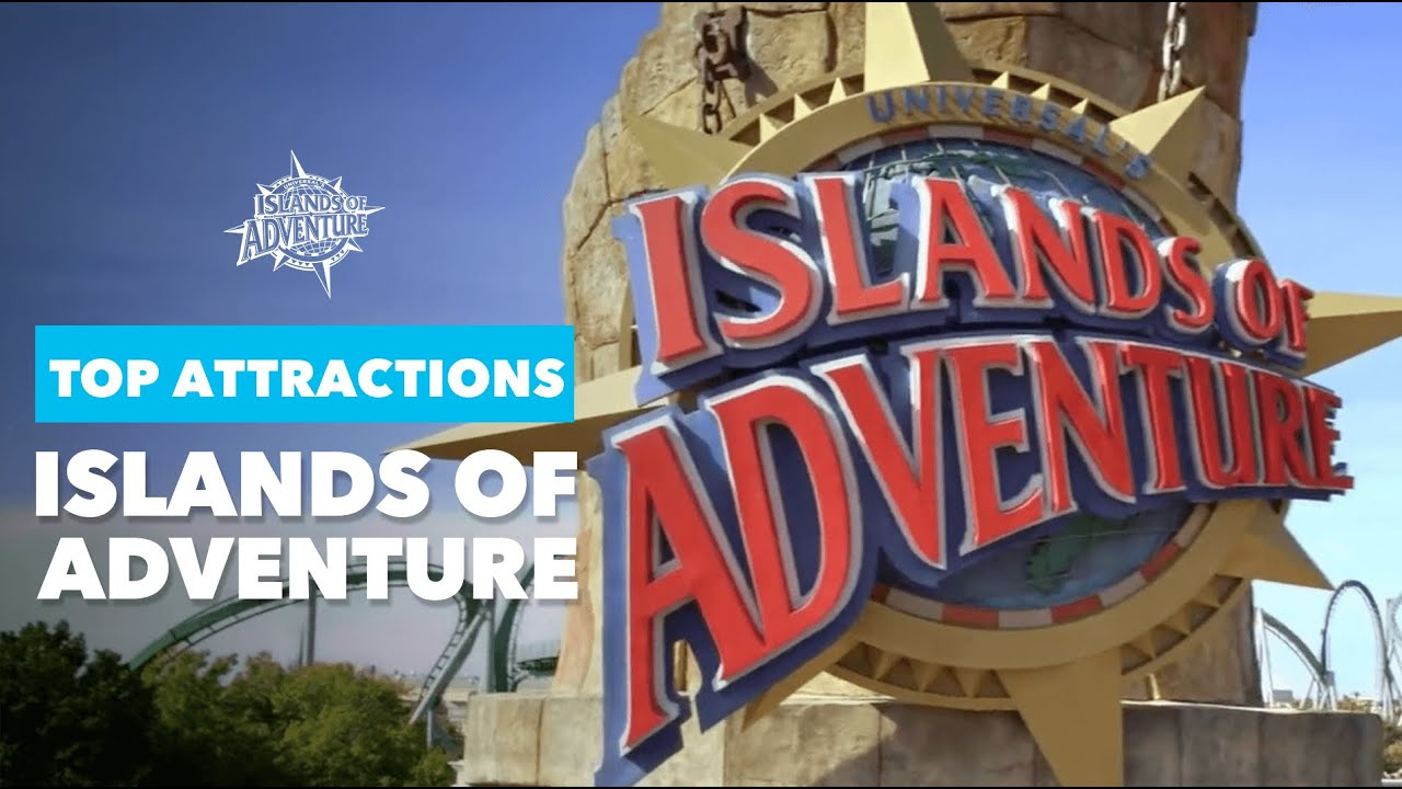 Planning Your Adventure At Islands Of Adventure