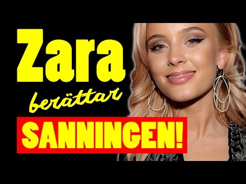ZARA LARSSON: Sanningen om Niall Horan i One Direction (Intervju)