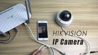 HIKVISION : How to set up IP C…