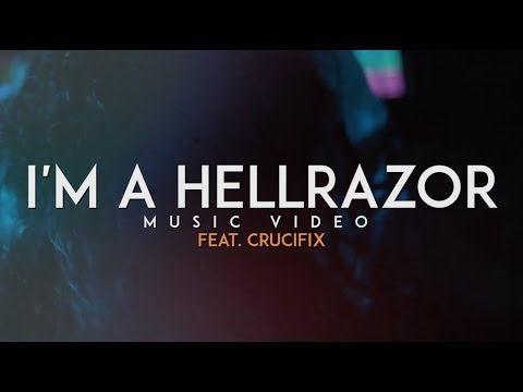 Moonshine Bandits - I'm A HellRazor (feat. Crucifix) [Official Trailer]