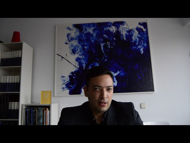 Juan Javier Calderón - Máster en Relaciones Internacionales y Cooperación