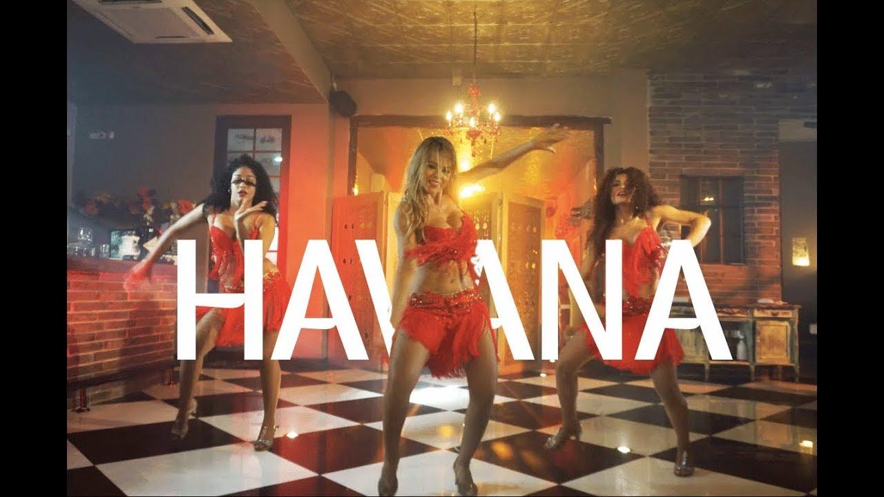 Havana Camila Cabello Feat Young Thug Coreografia De Las Vitaminas By Jazmin Tobon