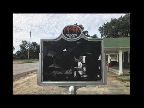 Historical Emmett Till Marker is Defaced in Mississippi
