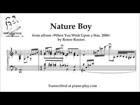 Renee Rosnes - Nature Boy / from album When You Wish Upon a Star (transcription)