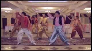 Индийский фильм - пародия!