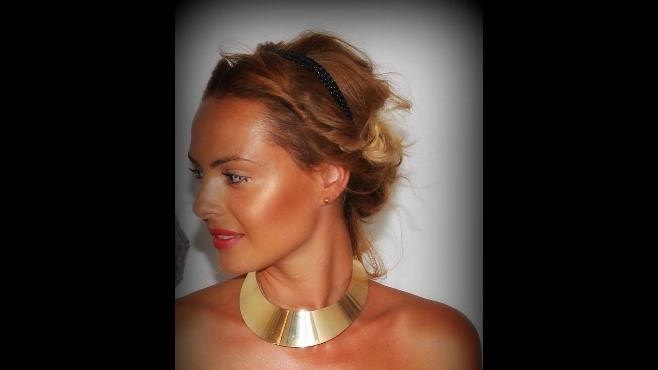 coiffure femmes grecques