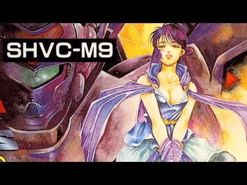 Classic Game Room - MACROSS: SCRAMBLED VALKYRIE review for Super Famicom