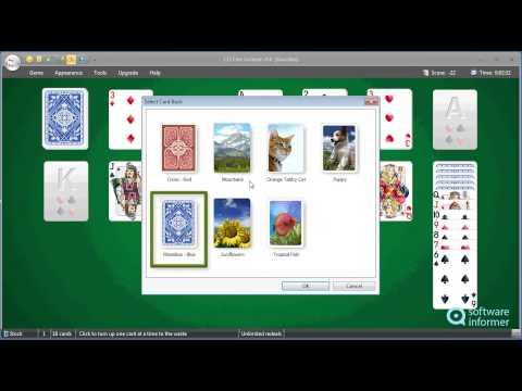How To Use 123 Free Solitaire