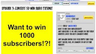 YouTubicide - Subscription Contests thumbnail