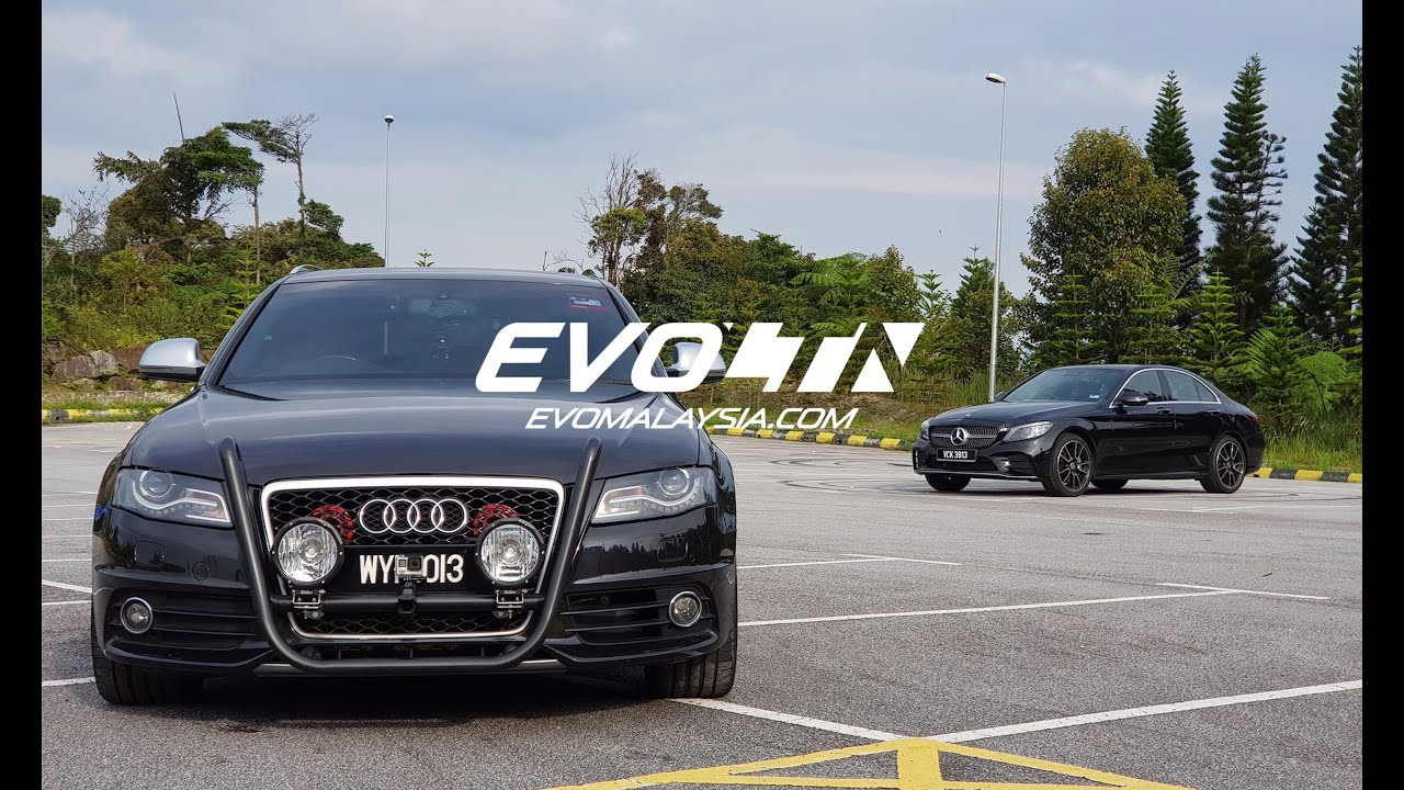 Genting Run Review: 2009 Audi S4 Avant with DNA Tuning | Evomalaysia.com