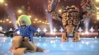 Лего Фильм Бэтмен мультики смотреть The Lego Batman Movie