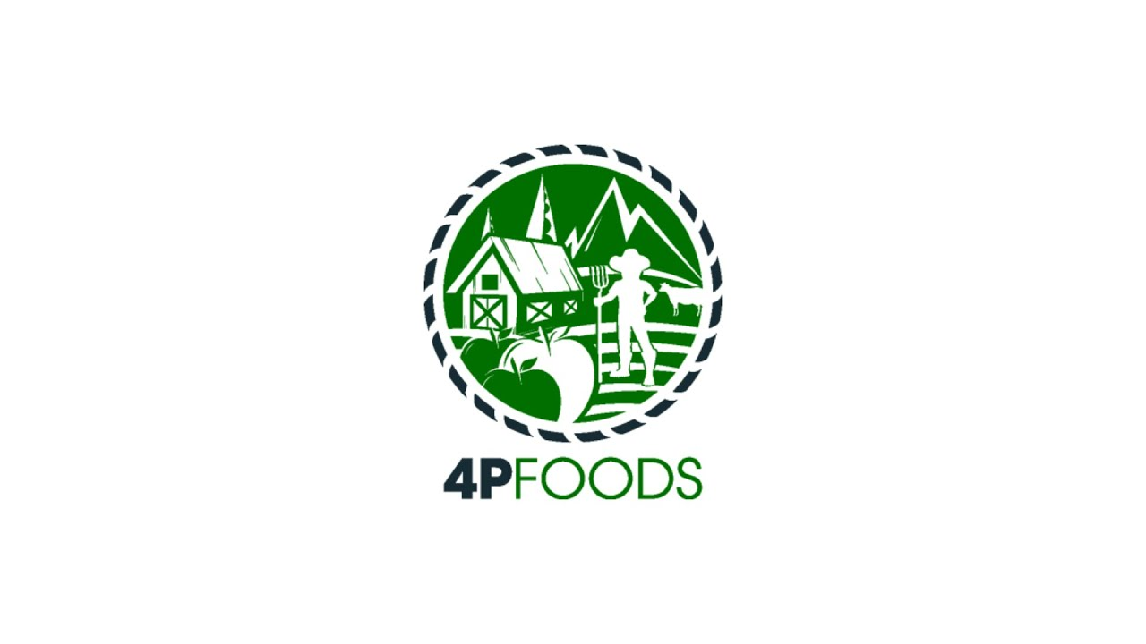 logo for 4P Foods