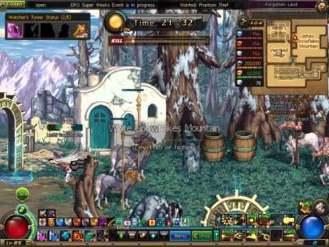 DFO Global: Forgotten Land, Phantom Goblin event [Launcher [F]]