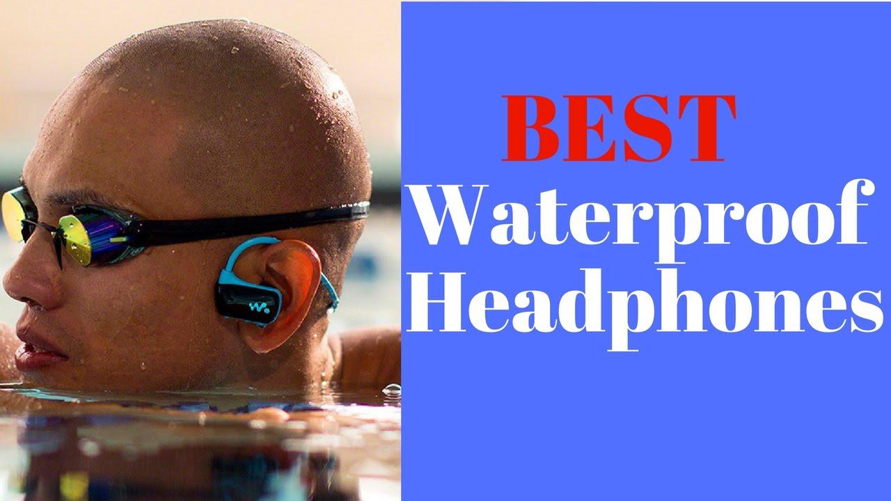 1c361387571 Best Waterproof Headphones for Swimmers- Top 5 Waterproof headphons ...