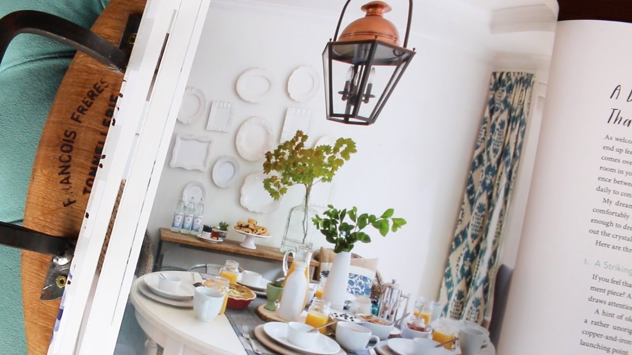 How To Hang Plates Or Platters On A Wall