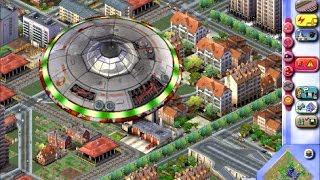 SimCity 3000 Unlimited: Fun With UFOs