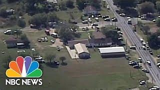 Several Dead In Church Shooting In Texas   NBC News thumbnail