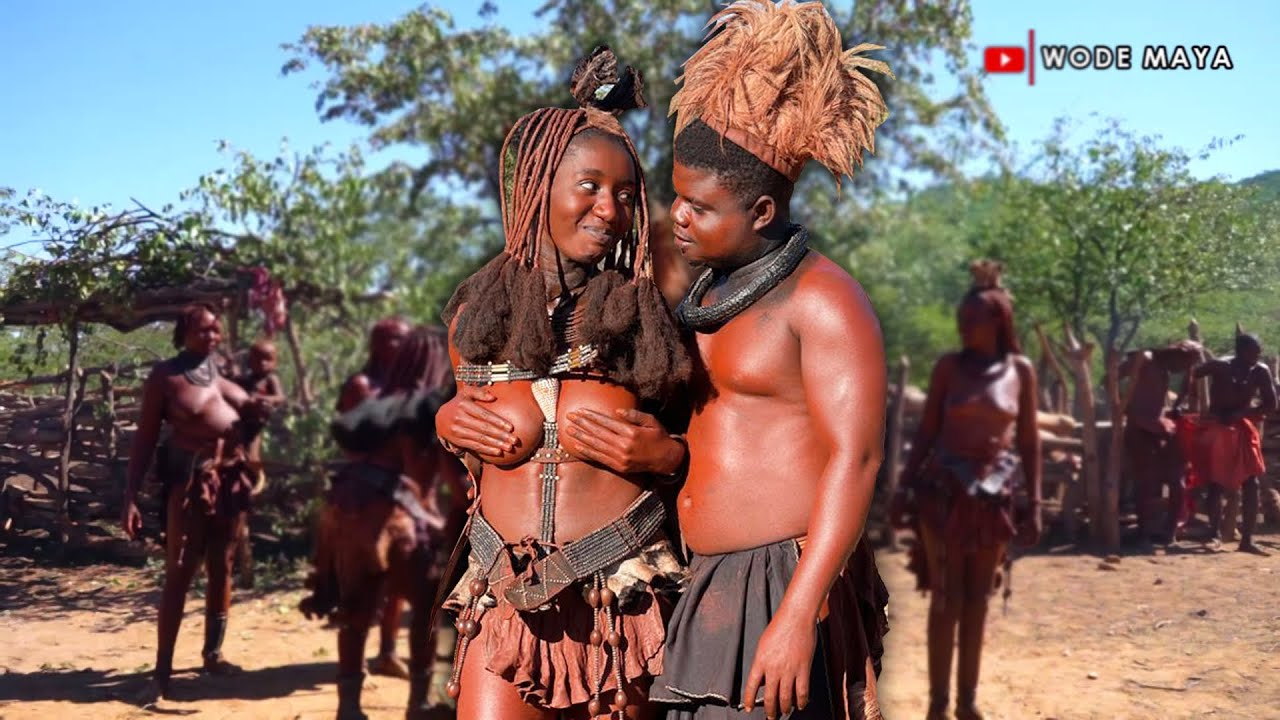 Download How The Himba Tribe Offers Sex For Visitors & Bath With No Water!