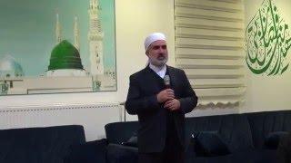 Suffe Kuran Kursunda Son Hadis Dersimizin Açılış Konuşması (Dr. Muhammed Tayyip Elçi)