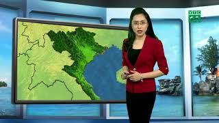 VTC14 | Thời tiết biển 22/02/2018| KKL tăng cường, vịnh Bắc bộ biển động mạnh