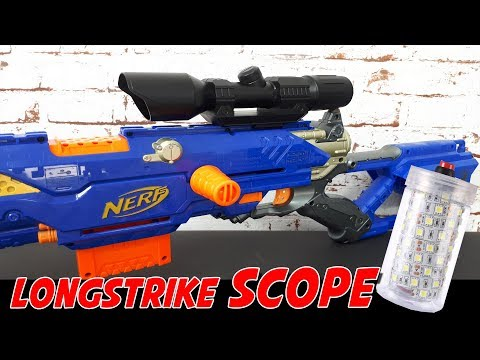 Dertestmichel s review nerf elite infinus blaster unboxing
