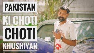 vuclip Pakistan Ki Choti Choti Khushiyan | Bekaar Films | Funny