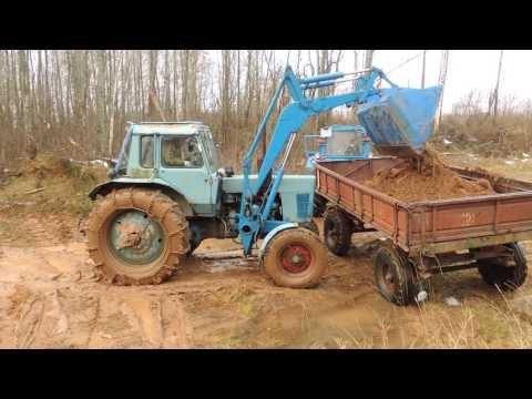 Навесной мульчер на трактор МТЗ цена, фото, где купить Коломна