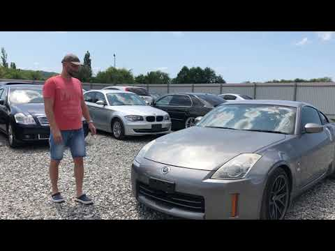 Nissan Fairlady Z Абхазский учёт!
