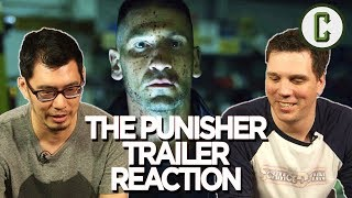 The Punisher Teaser Trailer Reaction & Review - Collider Video