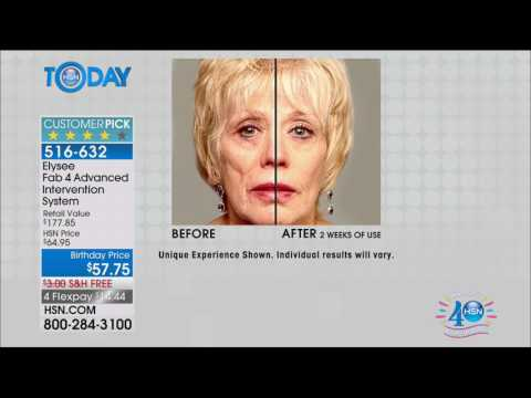 HSN | HSN Today: Elysee Scientific Cosmetics Celebration 07.19.2017 - 07 AM
