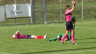 Eccellenza Girone B Baldaccio Bruni-Sinalunghese 1-2