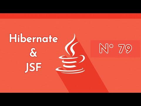 Tutoriel Hibernate Et JSF: 79 - Comment Affecter Une Valeur à Un Attribut Par JSF.