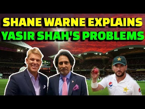 Ramiz Raja: Shane Warne Explains Yasir Shah's Problems | Ramiz Speaks