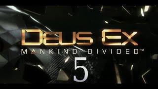 Cry Plays: Deus Ex: Mankind Divided [P5]