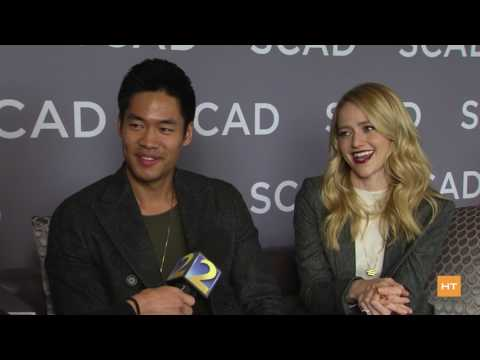 Johanna Braddy, David Lim chat about playing secret agents in 'Quantico' | Hot Topics