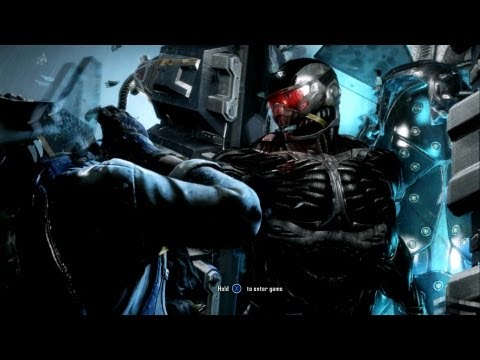 Crysis 3 - All Cutscenes (Game Movie)