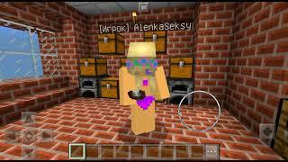 ЗАНЯЛСЯ С ДЕВУШКОЙ ****** (Анти-Грифер Шоу Minecraft PE) Майнкрафт, но на сервере