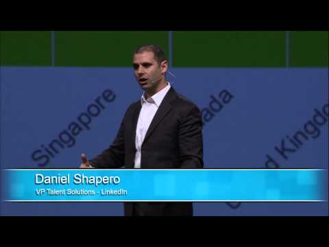 LinkedIn Talent Connect Vegas: Talent Brand Index