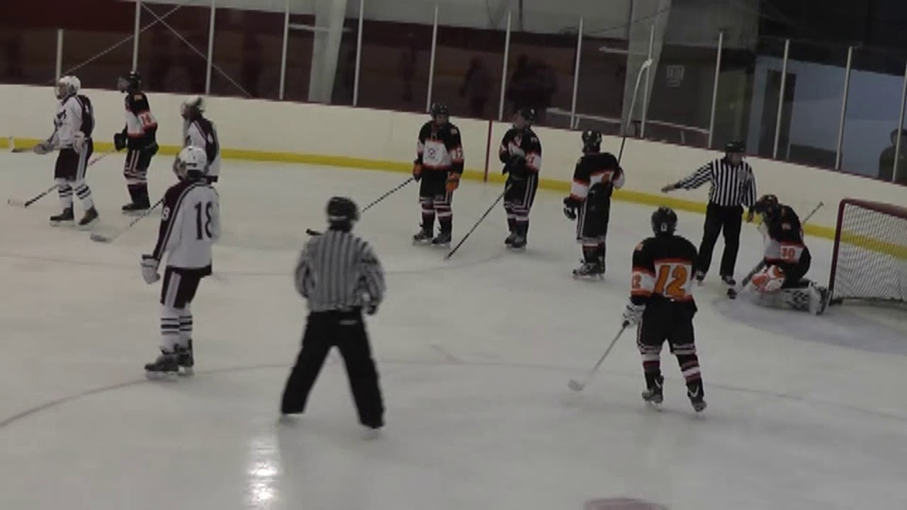 NCCS - Plattsburgh Hockey  1-2-13