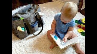 حقيبة الرضيع أوحقيبة الطفل👶 , ماذا أضع فيها ؟👜..baby bag