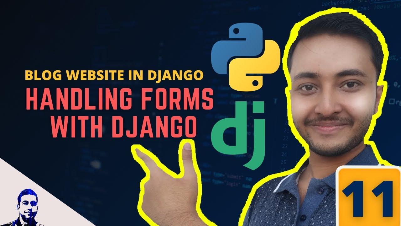 How to Use Django Forms to Send Email   Form Handling in Django
