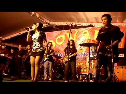 Don't worry jovana rock dangdut (Widya)