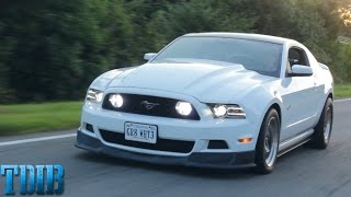 700 Hp Corn Fed Paxton Mustang- The Magic Of E85!