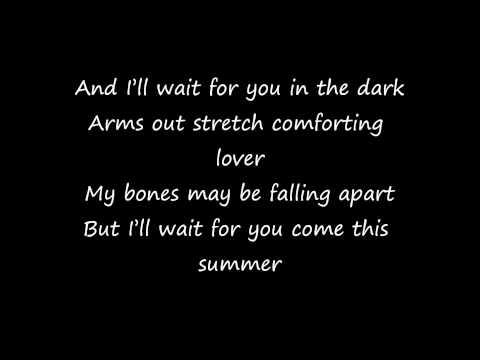 Jamie Campbell-Bower - Waiting lyrics