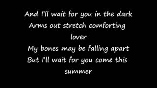Download Jamie Campbell-Bower - Waiting lyrics MP3 song and Music Video
