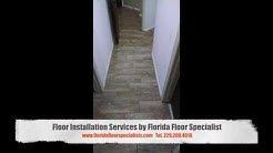 Floor Installation by Florida Floor Specialist in Gainesville, FL