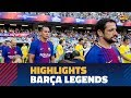 HIGHLIGHTS Barça Legends Vs Romania Legends 2 0 mp3