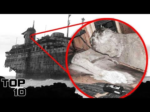 Scary Queen Mary Ship Theories | Top 10