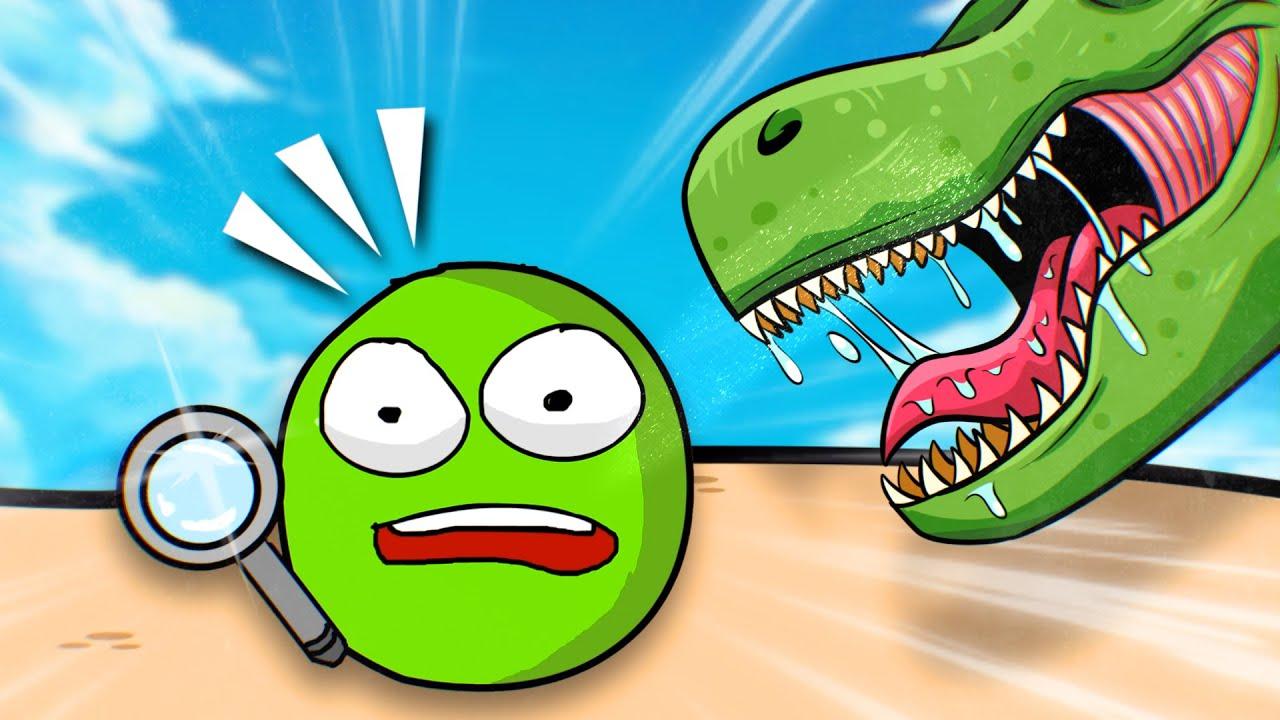 Mester Utrolig & Dinosauren!